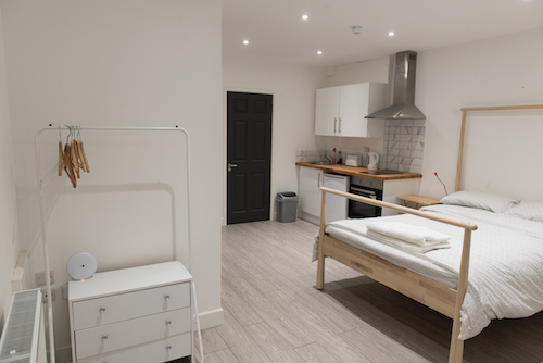 Brunswick and Thorn Rental Studios and Apartments Worthing